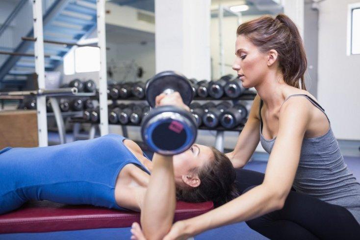 Силовой фитнес