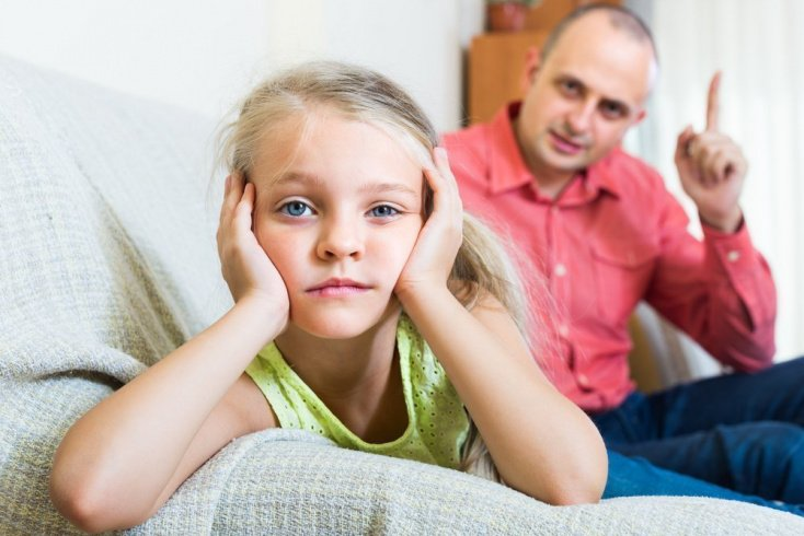 Держите детей в состоянии неконтролируемого стресса