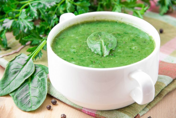Рецепты блюд для здоровья и тонкой талии