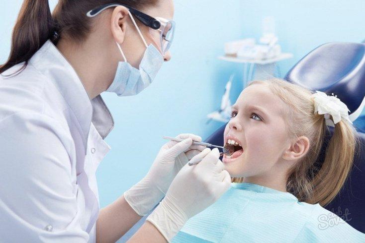 Воспаление десен у детей — что делать?