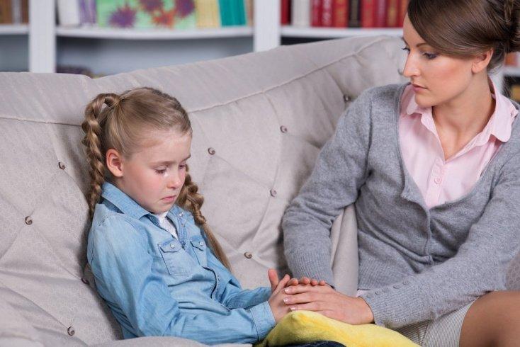 Ошибка №3: Равнодушное отношение родителей к проблемам и чувствам малыша