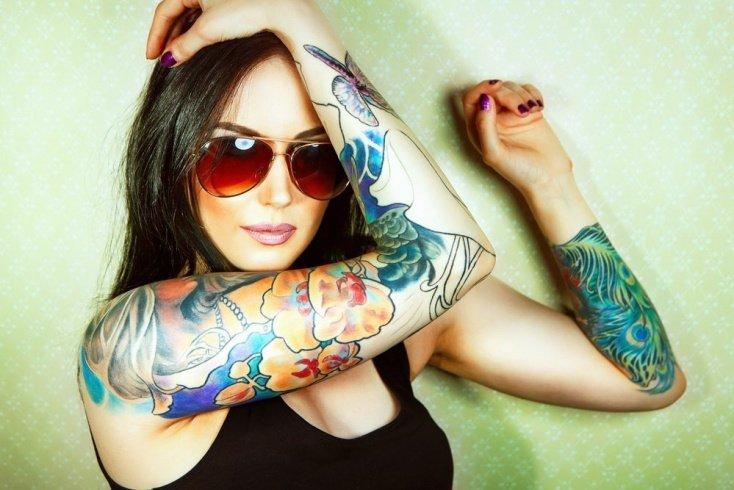 Изменяется ли татуировка на коже во время вынашивания ребенка?