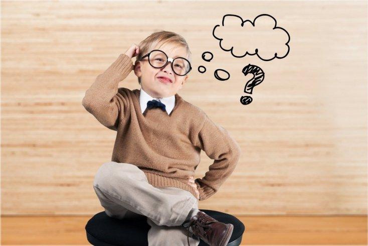 Пусть ребенок задает больше вопросов