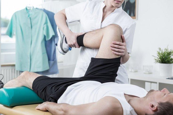 Оздоровительная гимнастика для коленных и тазобедренных суставов