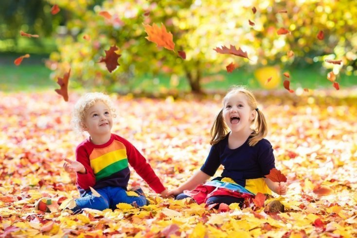 Как организовать детям отдых на природе?