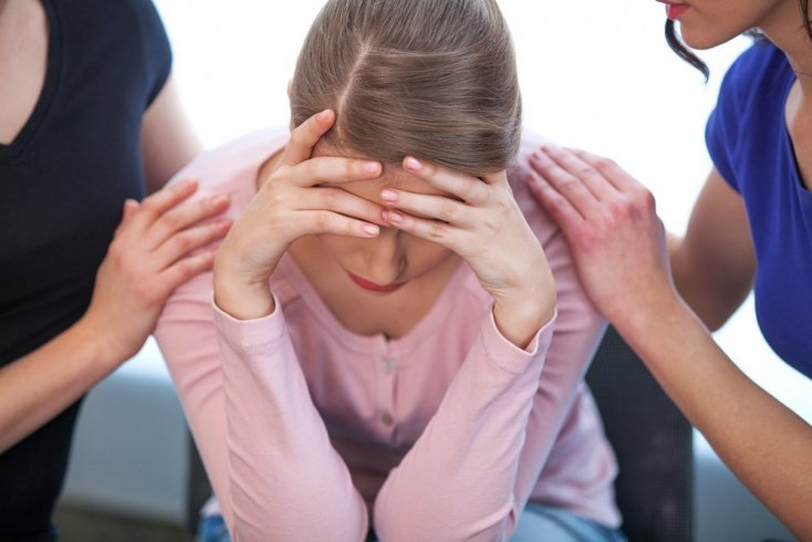 Фразы, вызывающие у человека в депрессии чувство слабости и малодушия