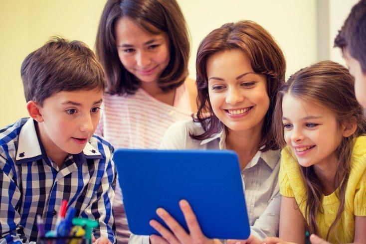 Место компьютера в жизни современных детей
