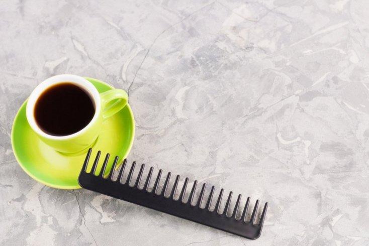 Маски для волос с натуральным кофе