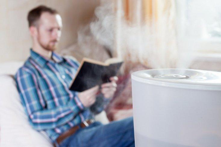 Метод №7 — увлажнители и мойки воздуха, ионизаторы