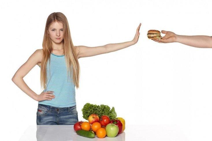 Только здоровое питание