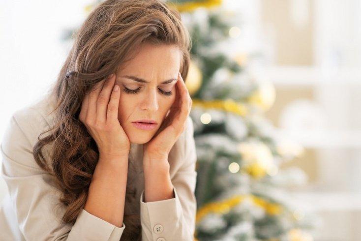 Симптомы недомогания: признаки депрессии зимнего периода