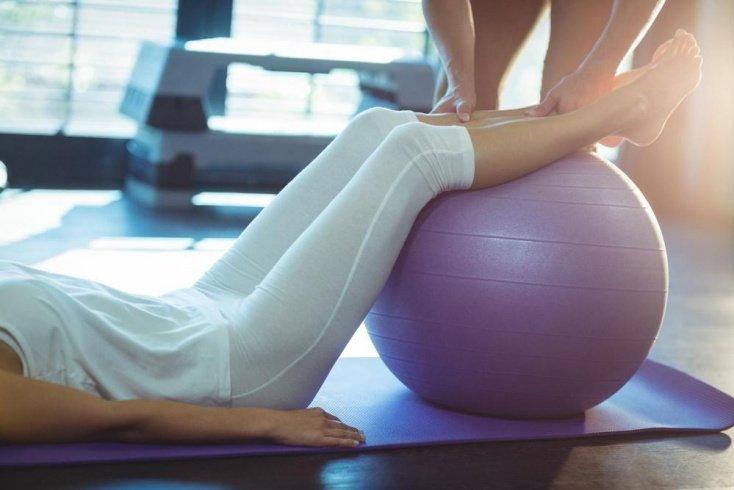 Основной комплекс упражнений при варикозном расширении вен