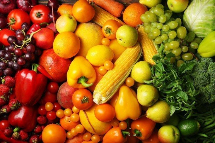 Обилие фруктов в рационе — залог здоровья и отличного самочувствия