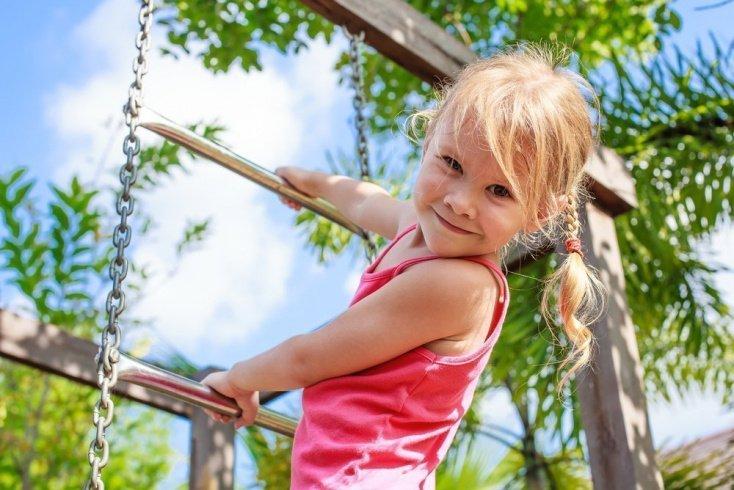 Значимость подвижных игр для физического развития детей