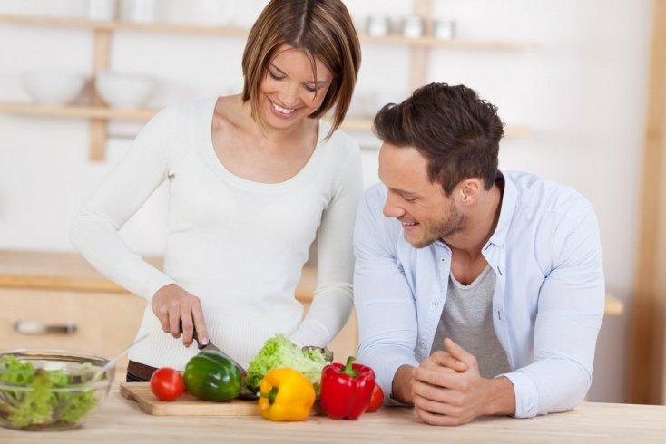 Питание супругов