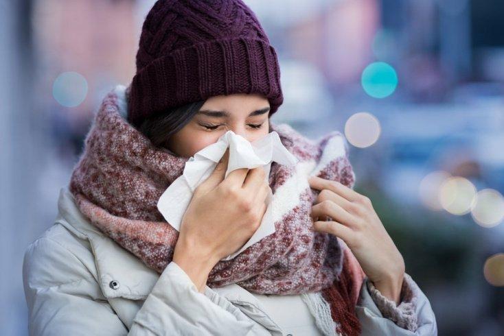 Вирусы, температура воздуха и влажность