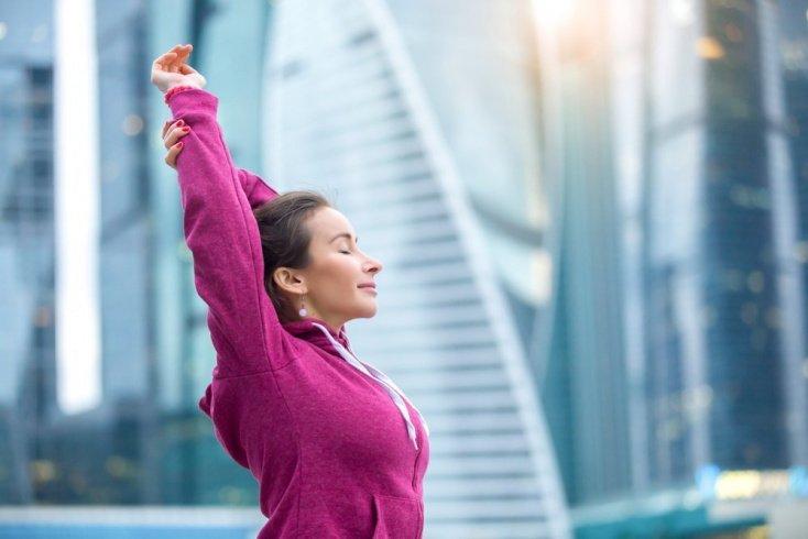 Упражнения для рук и плечевого пояса