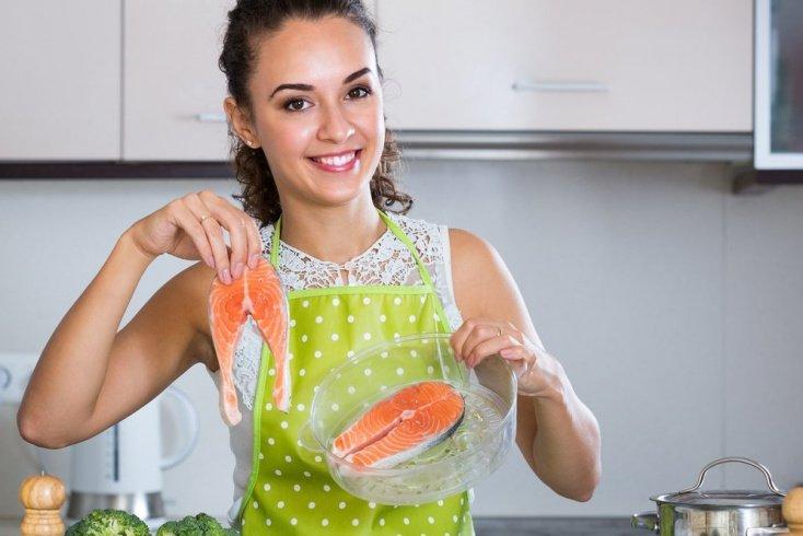 Плюсы питания рыбой и морепродуктами
