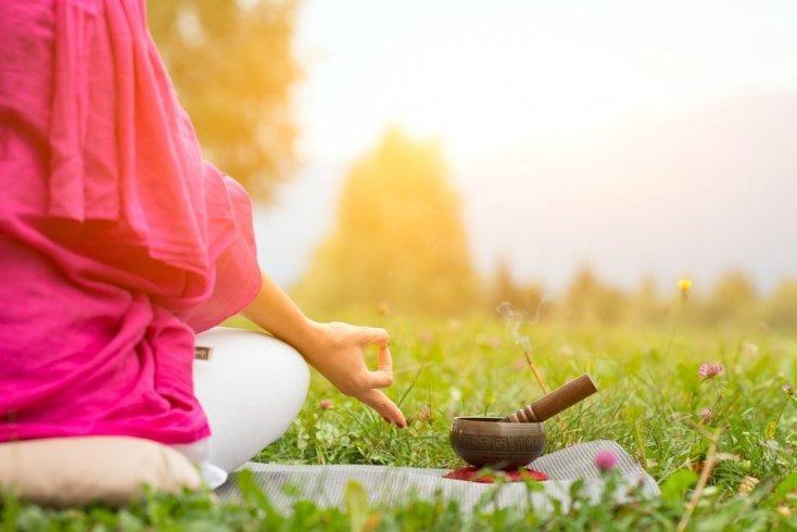 4. Йога после еды