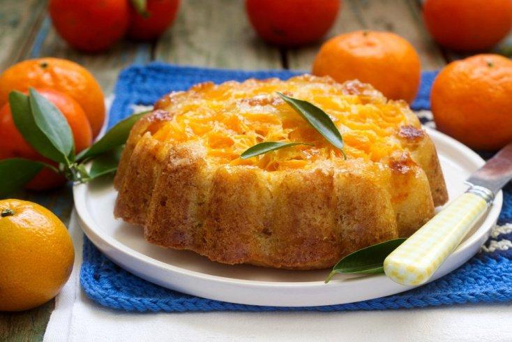 Рецепты вкусных блюд с мандаринами