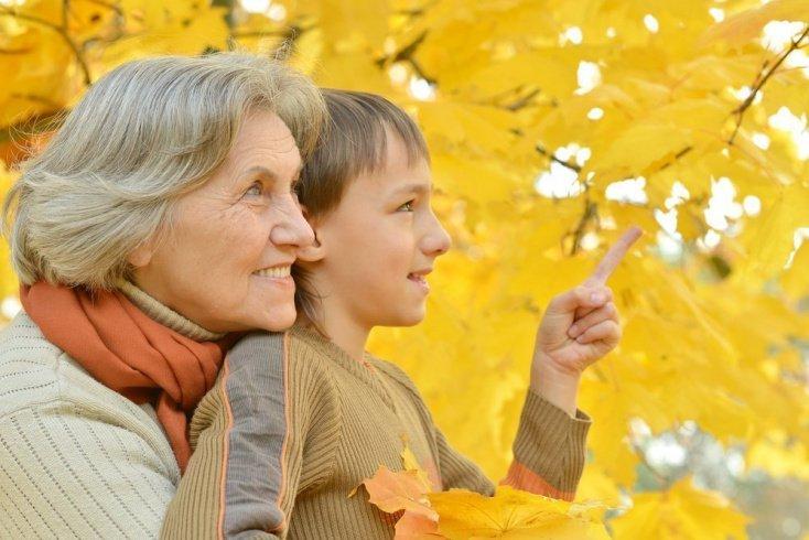 Авторитет бабушки в отношениях с внуком