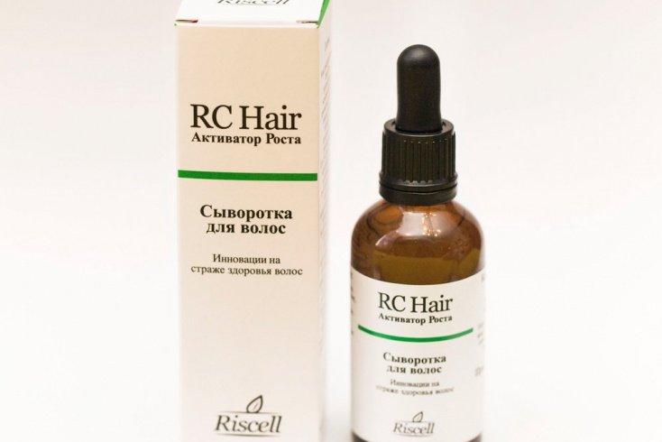 Сыворотка для роста волос RC Hair Riscell