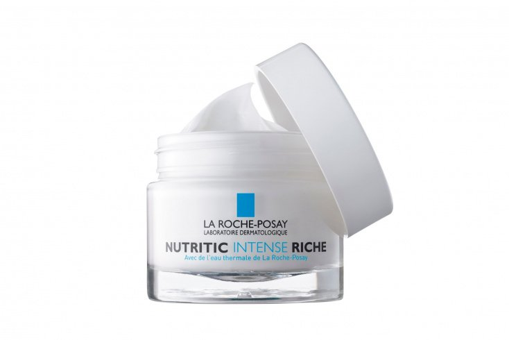 Nutritic Intense Riche Крем для глубокого восстановления кожи, La Roche-Posay