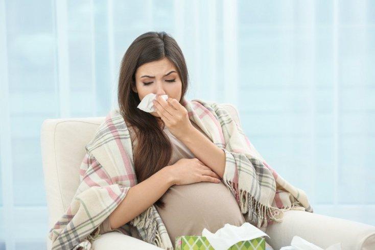 Воздействие аллергии на организм беременной женщины