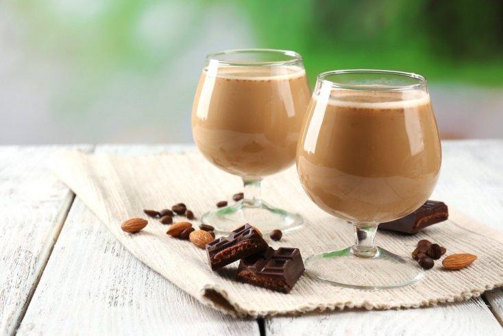 4. Сербский карамельный напиток от кашля