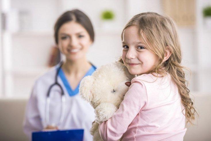 Течение псориаза у детей