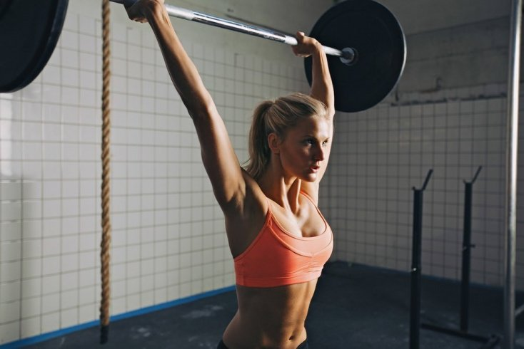 Комплекс упражнений на неделю