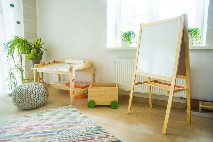 Нужны ли вообще растения в комнате ребенка
