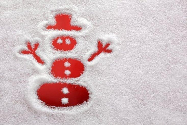 Искусственный снег