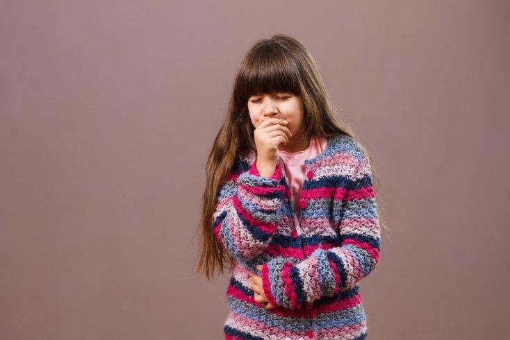 Основные причины рвоты у детей