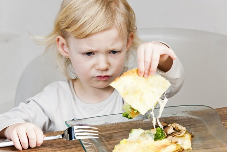 Питание детей: за обеденный стол с удовольствием