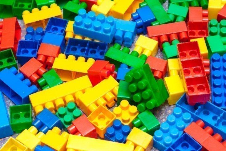 Канадский конструктор для детей «Mega Bloks»