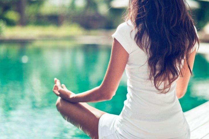Упражнение «Лотос» — символ возобновления жизненной энергии, укрепления здоровья