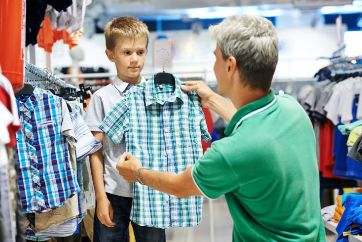 До какого возраста родителям стоит контролировать детский гардероб?