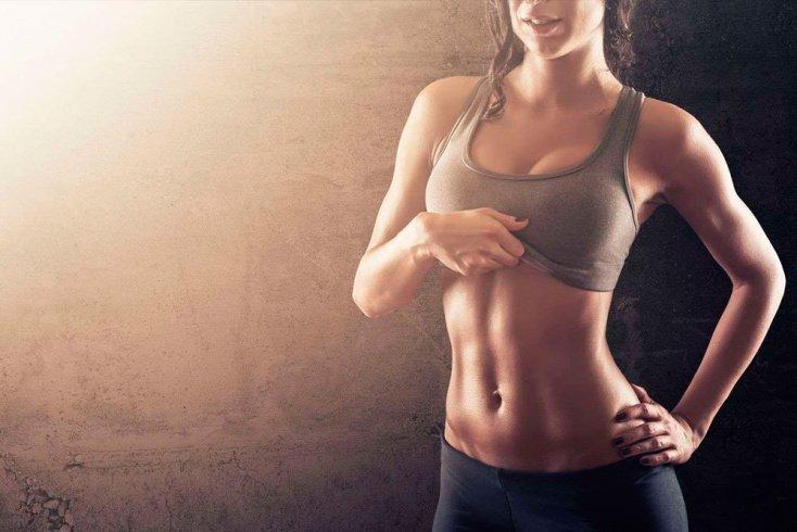 Программа похудения боков и живота