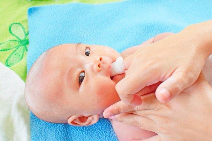 Средства и предметы гигиены у детей младшего возраста