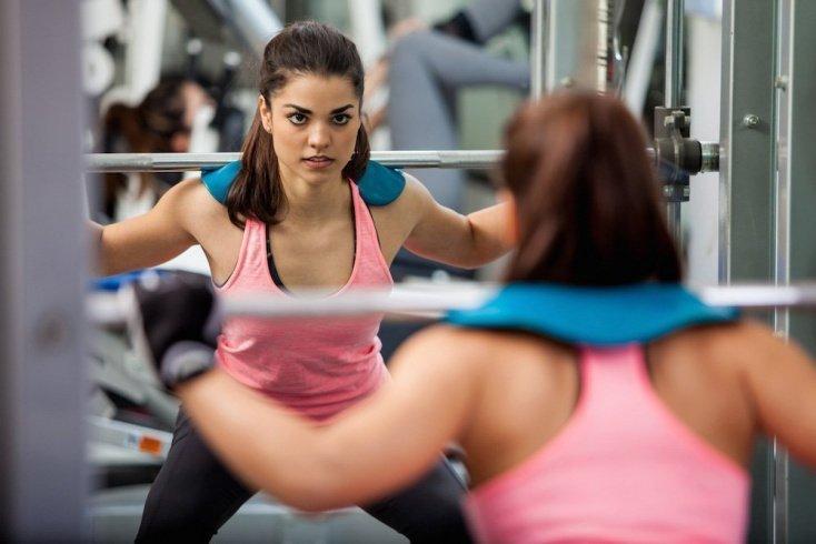 Чередование фитнес-тренировок по степени тяжести