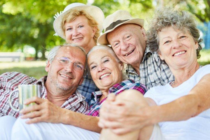 Друзья помогают вести правильный образ жизни