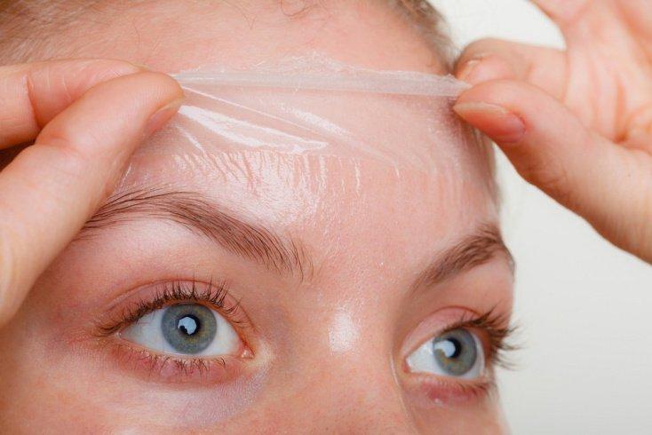 Польза очищающих масок-пленок для лица