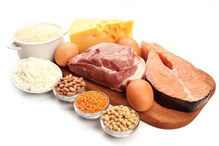 Советы по правильному рациону питания