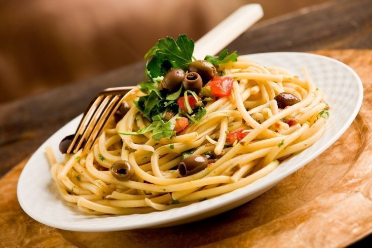 Нюансы макаронной диеты