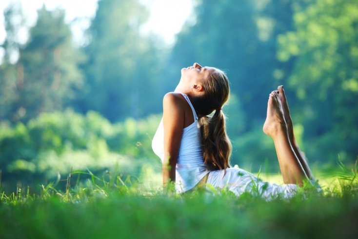 Йога для похудения — базовые асаны