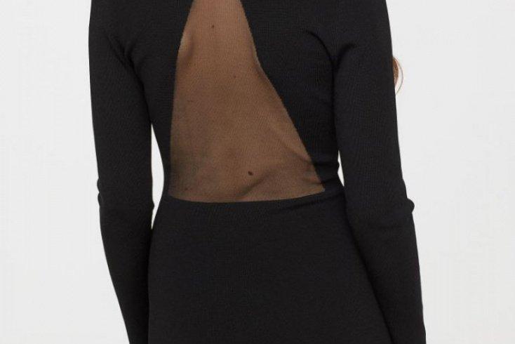 Облегающие наряды Источник: hm.com