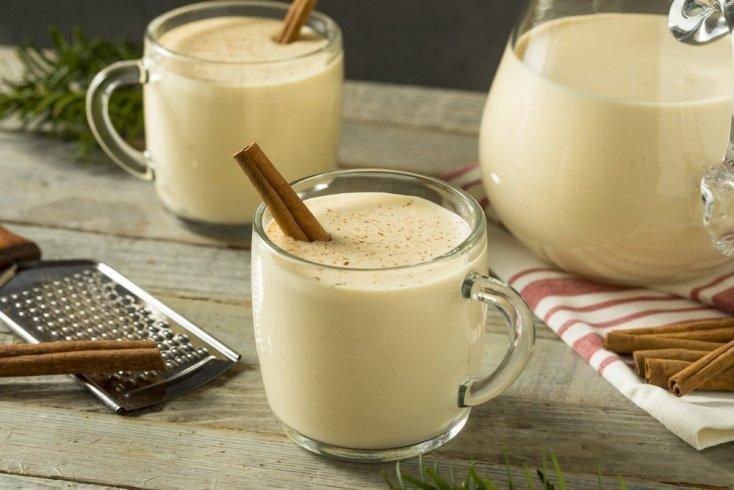 Простой рецепт ванильного пунша
