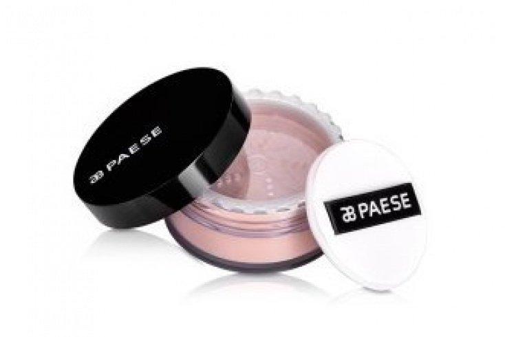Минеральная матирующая пудра Paese Mineral Powder, 15 г Источник: makeup.com.ua