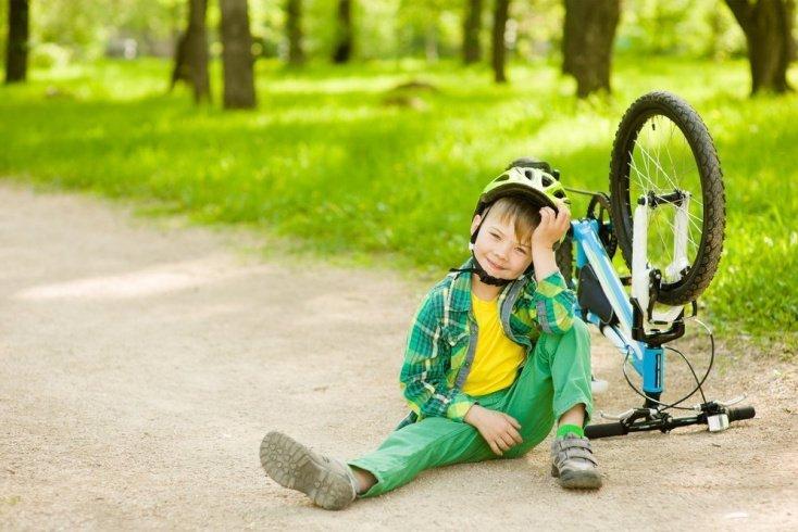 Спортивная травма у детей: виды и последствия